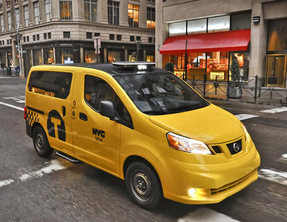 New York taxi 2015